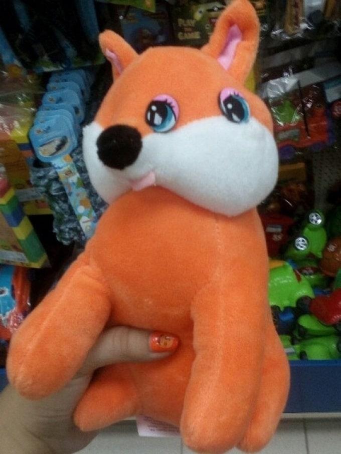 16 brinquedos estranhos criados por pessoas que não parecem gostar de crianças 6