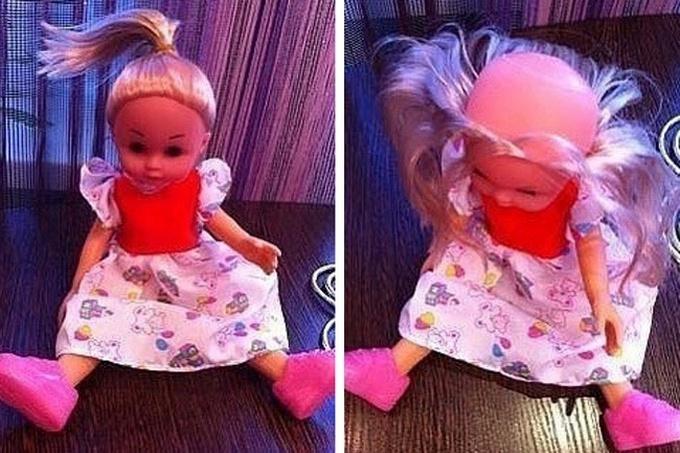 16 brinquedos estranhos criados por pessoas que não parecem gostar de crianças 7