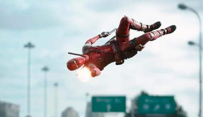 Que tiro foi esse com Deadpool 2