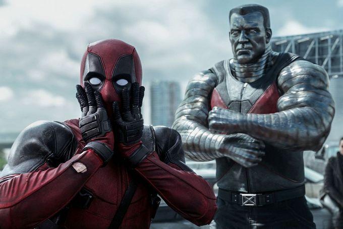 Que tiro foi esse com Deadpool 3