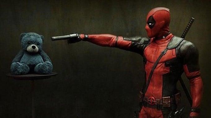 Que tiro foi esse com Deadpool 9