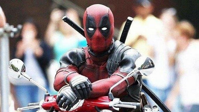 Que tiro foi esse com Deadpool 19
