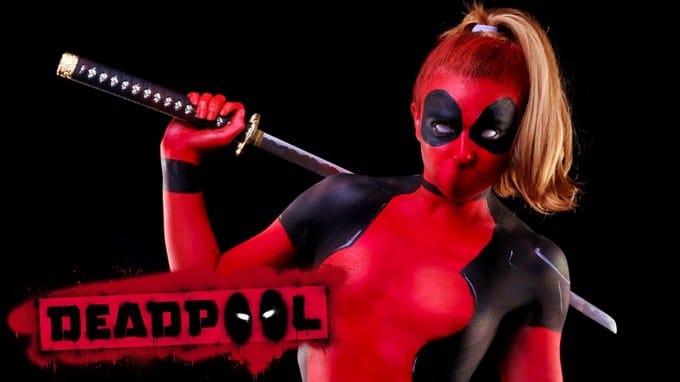 Que tiro foi esse com Deadpool 21