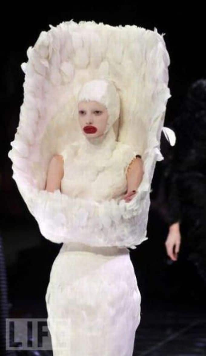 21 tendências loucas da indústria da moda 6