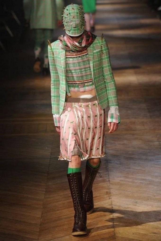 21 tendências loucas da indústria da moda 14