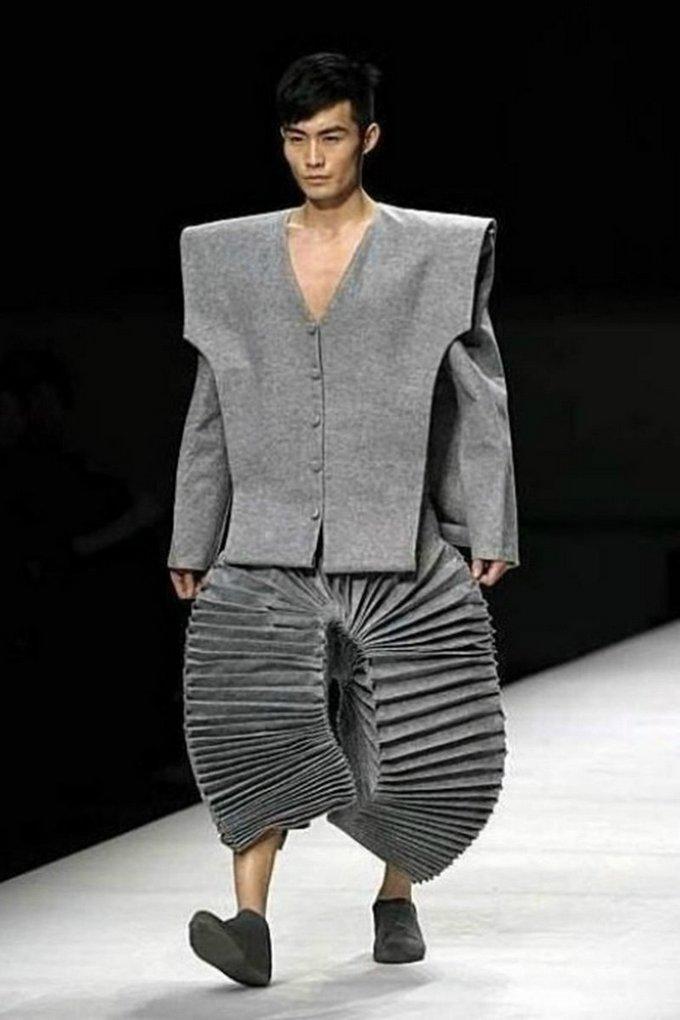 21 tendências loucas da indústria da moda 21