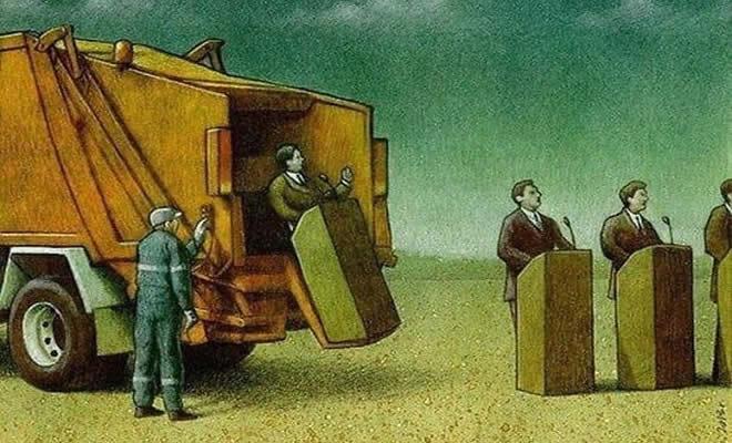 30 ilustrações brutalmente honestas que mostram que há algo de errado com a sociedade de hoje! 2