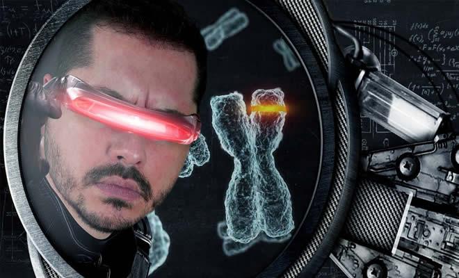 De onde vem os poderes dos X-Men 6