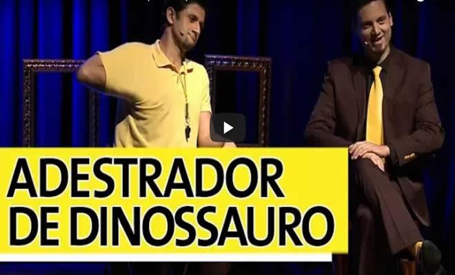 Adestrador de dinossauro 3