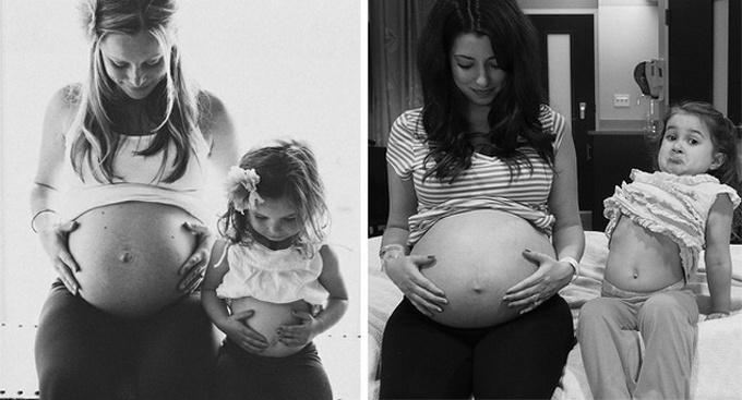 Expectativa vs realidade: Sessão de fotos com bebês (14 fotos) 7