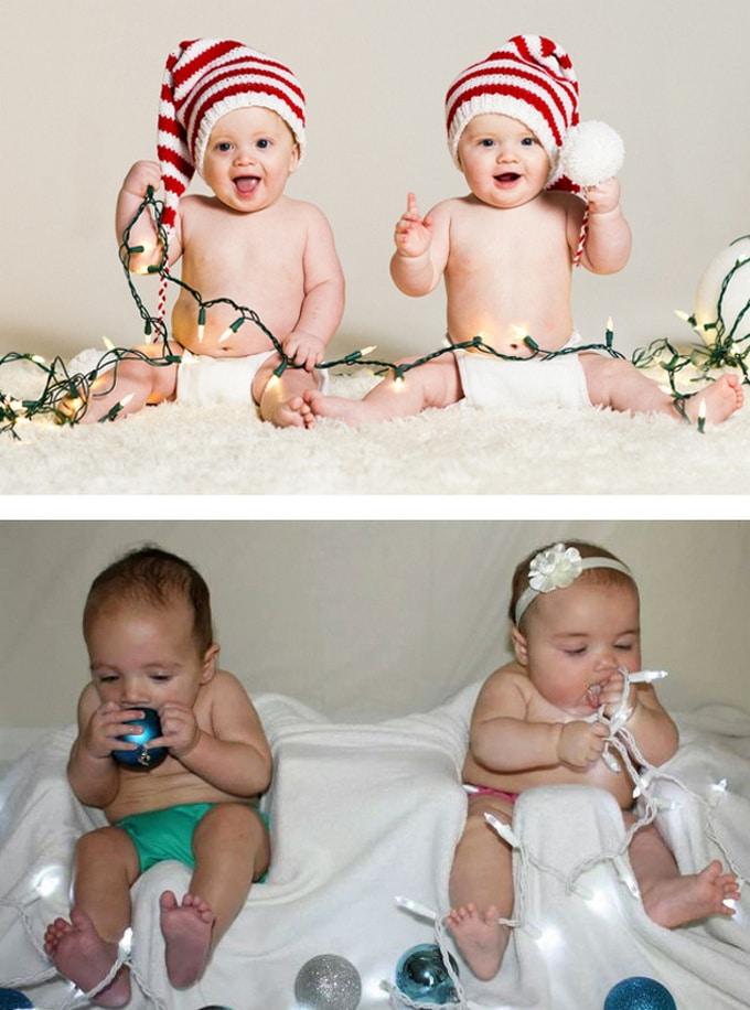 Expectativa vs realidade: Sessão de fotos com bebês (14 fotos) 8