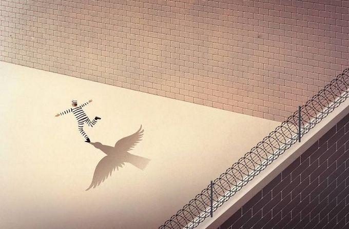 31 ilustrações sobre a triste verdade da vida moderna 23