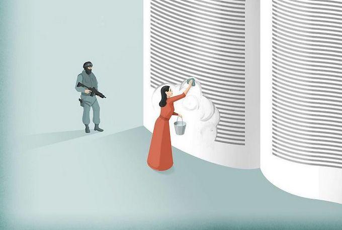 31 ilustrações sobre a triste verdade da vida moderna 25