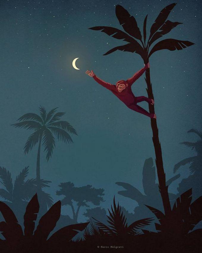 31 ilustrações sobre a triste verdade da vida moderna 29