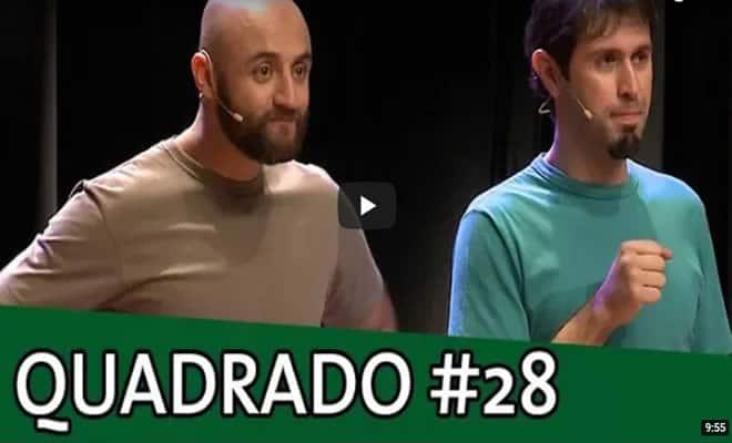 Improvável - Quadrado improvável #28 23
