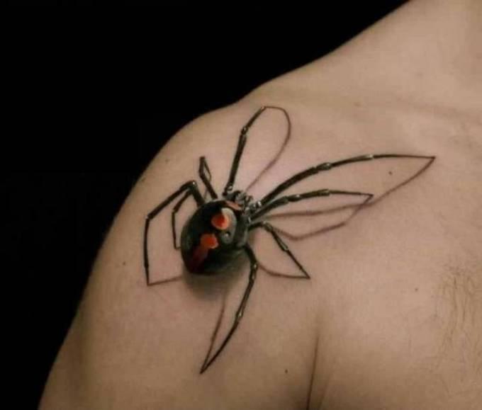 35 tatuagens loucas que são muito realistas 7
