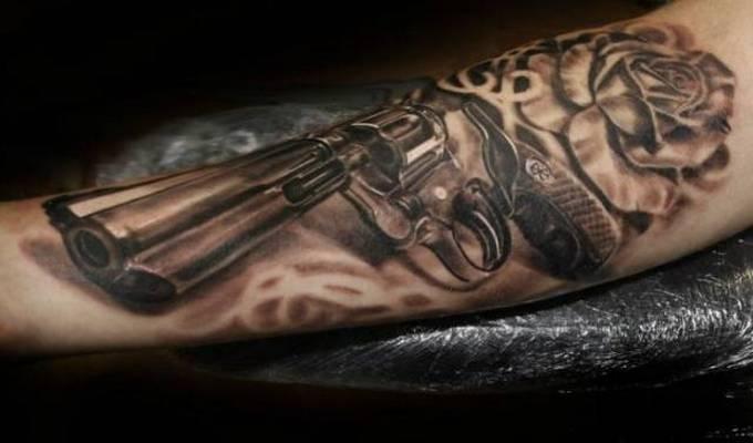 35 tatuagens loucas que são muito realistas 9