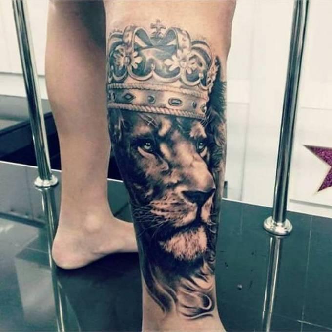 35 tatuagens loucas que são muito realistas 11