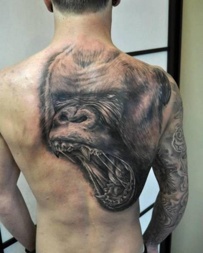 35 tatuagens loucas que são muito realistas 12