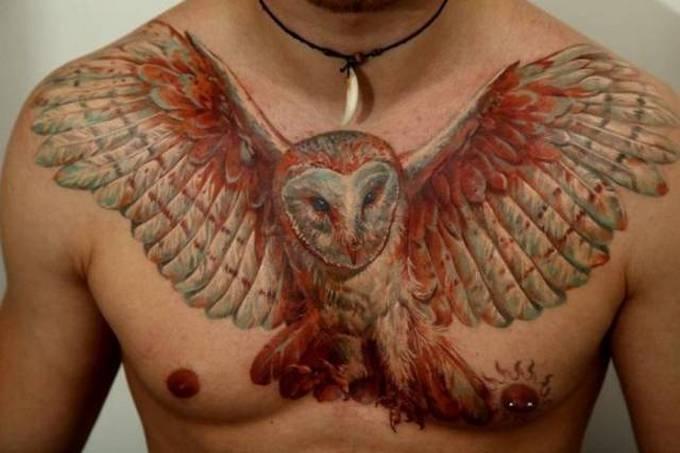 35 tatuagens loucas que são muito realistas 22