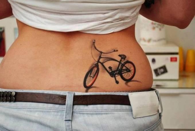 35 tatuagens loucas que são muito realistas 25