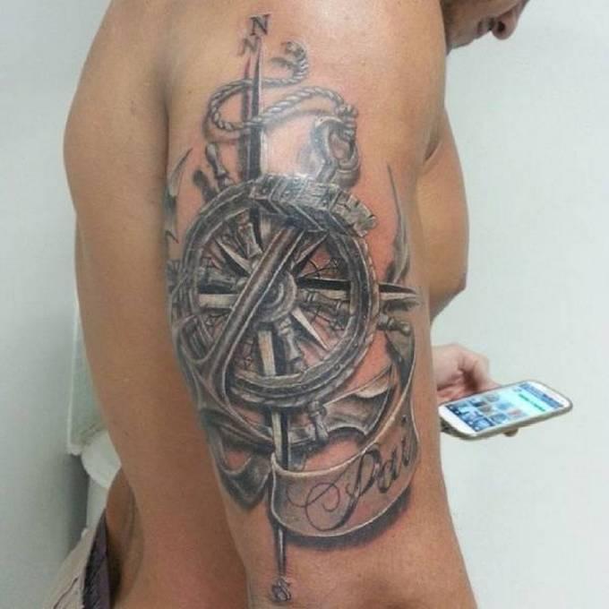 35 tatuagens loucas que são muito realistas 28