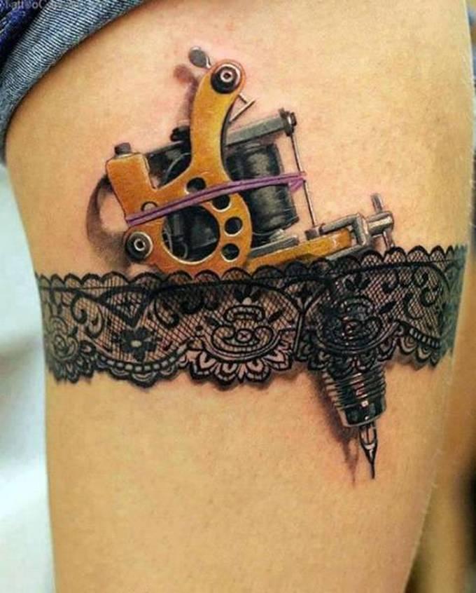35 tatuagens loucas que são muito realistas 30