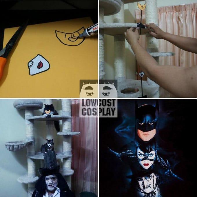 Cospobre: O Tailandês dos cosplays hilários ataca novamente (30 fotos) 5