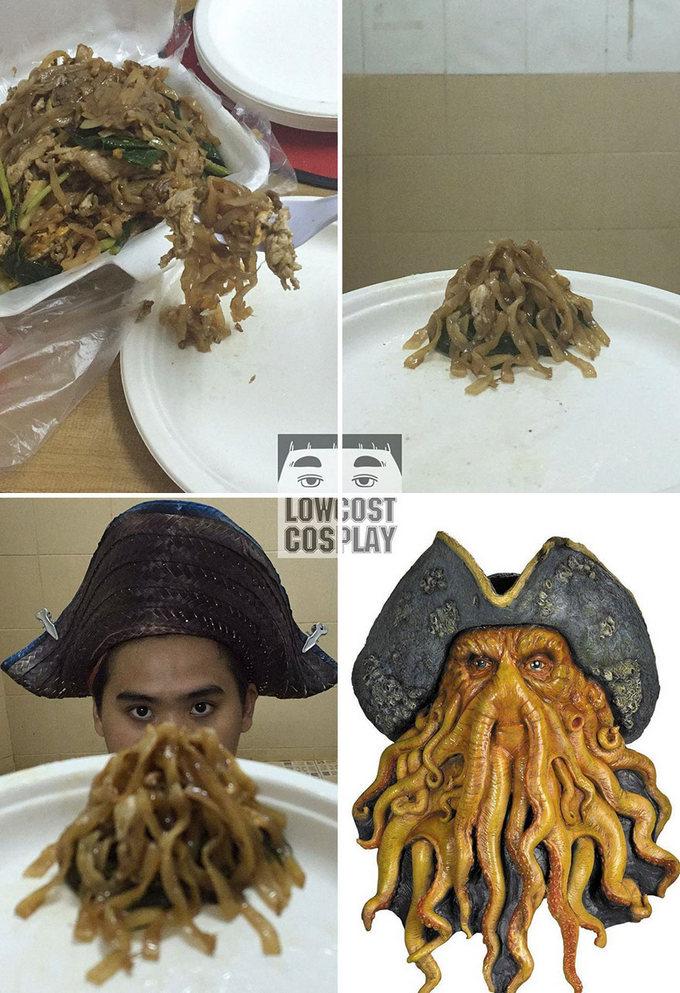 Cospobre: O Tailandês dos cosplays hilários ataca novamente (30 fotos) 11