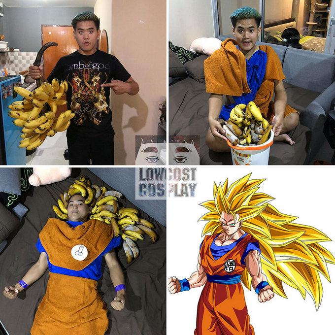 Cospobre: O Tailandês dos cosplays hilários ataca novamente (30 fotos) 21