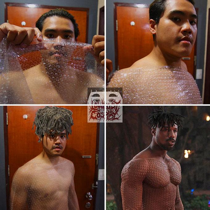 Cospobre: O Tailandês dos cosplays hilários ataca novamente (30 fotos) 30