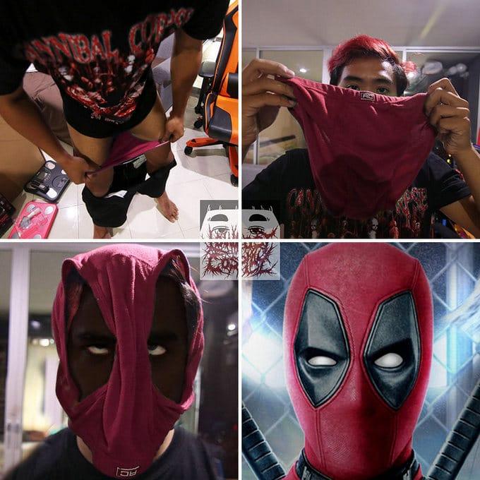 Cospobre: O Tailandês dos cosplays hilários ataca novamente (30 fotos) 32