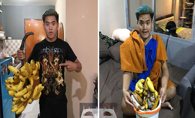 Cospobre: O Tailandês dos cosplays hilários ataca novamente (30 fotos) 4