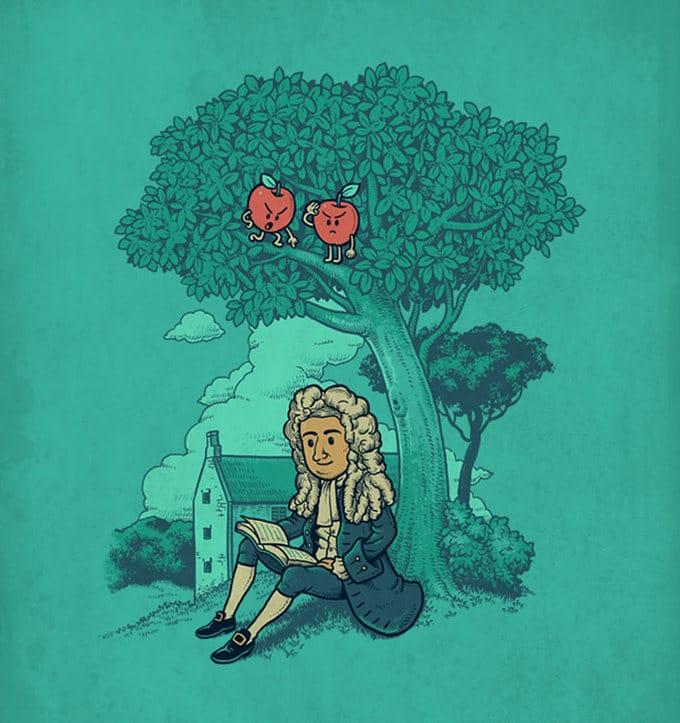 40 ilustrações inteligentes inspiradas em elementos da cultura pop por Ben Chen 33