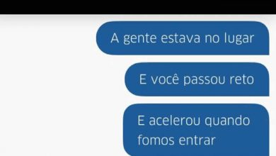 Photo of 30 prints de conversar entre motorista de Uber e seus clientes