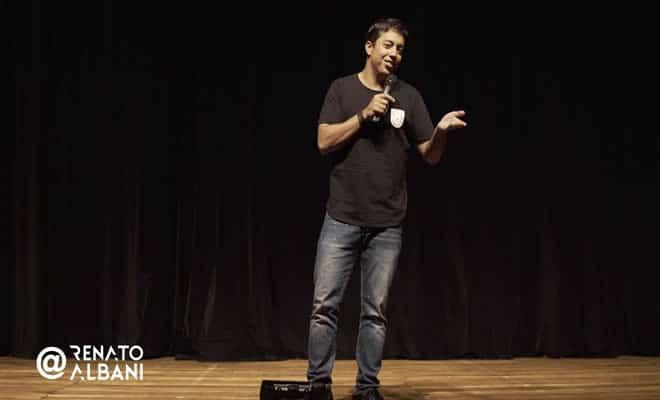 Renato Albani: Se você acha que sua vida tá ruim, assista esse vídeo. 4