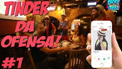 Photo of Pagode da ofensa na web #1 -Tinder da ofensa