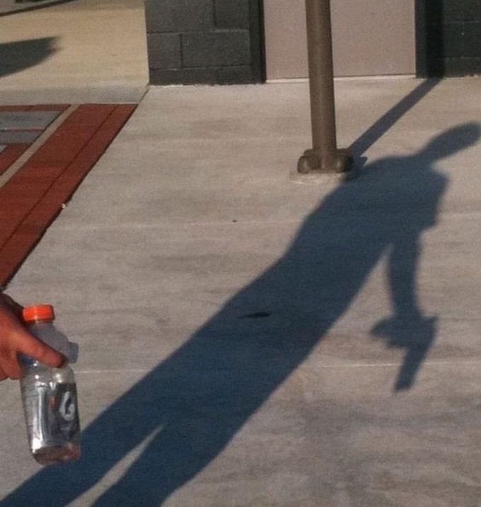 20 vezes que sombras transformaram imagens comuns em obras de arte 21