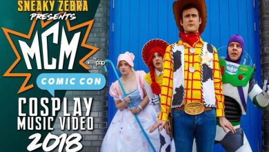 MCM London Comic Con 2018 1