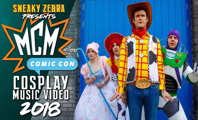 MCM London Comic Con 2018 6