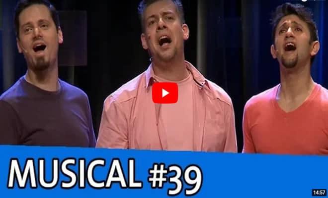 Mrs Dalloway - Musical #39 2