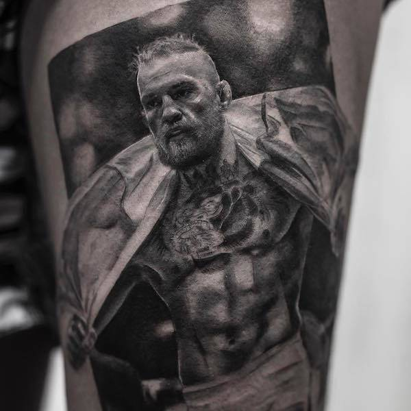 Este tatuador pode criar realidades em corpos das pessoas (26 fotos) 3