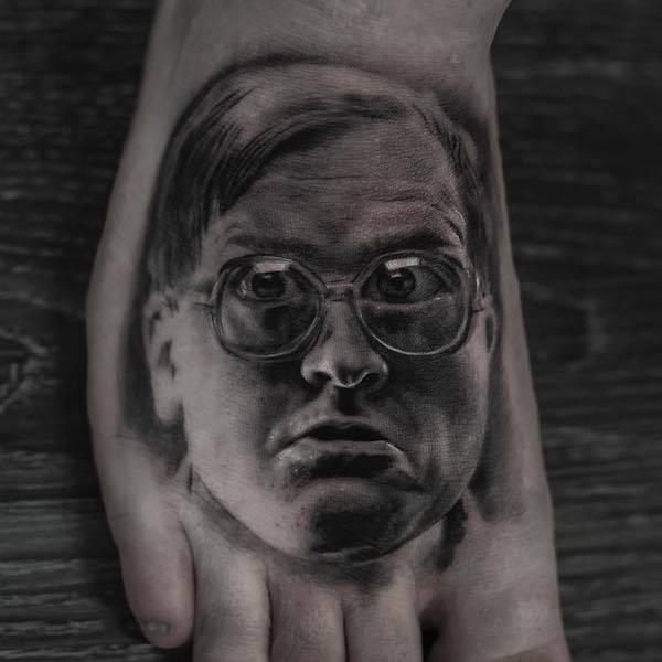 Este tatuador pode criar realidades em corpos das pessoas (26 fotos) 4