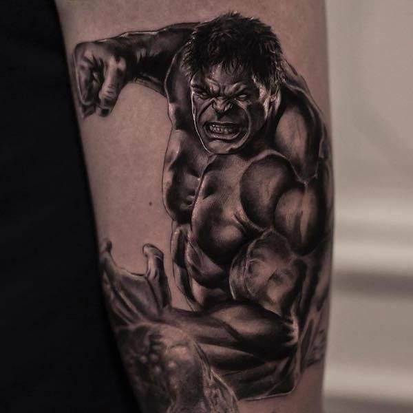 Este tatuador pode criar realidades em corpos das pessoas (26 fotos) 5