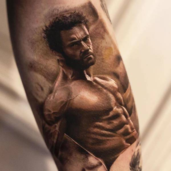 Este tatuador pode criar realidades em corpos das pessoas (26 fotos) 12