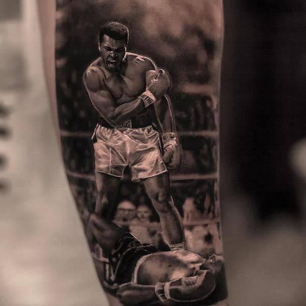Este tatuador pode criar realidades em corpos das pessoas (26 fotos) 13