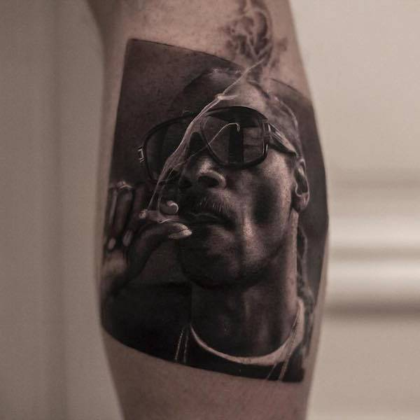 Este tatuador pode criar realidades em corpos das pessoas (26 fotos) 15
