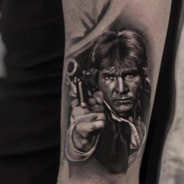 Este tatuador pode criar realidades em corpos das pessoas (26 fotos) 16
