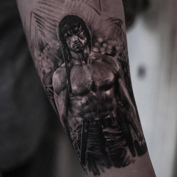 Este tatuador pode criar realidades em corpos das pessoas (26 fotos) 17