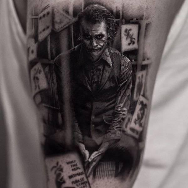 Este tatuador pode criar realidades em corpos das pessoas (26 fotos) 19